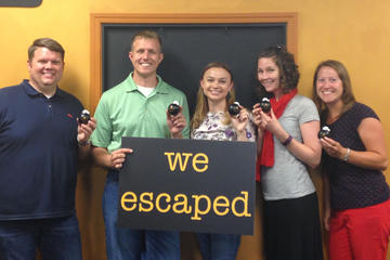 Mad Scientist Escape Room in Chicago