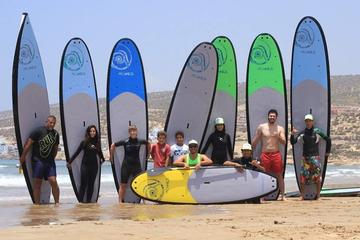 2-Hour SUP Paddle Board Experience from Agadir