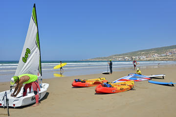 Sailing for Children in Taghazout from Agadir