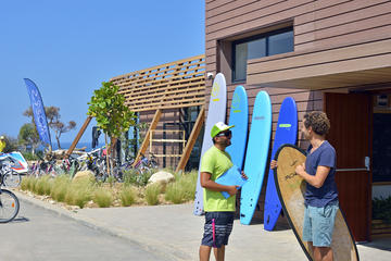 Surfing Experience in Taghazout from Agadir