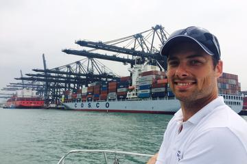 Hong Kong Container Port Boat Tour ...