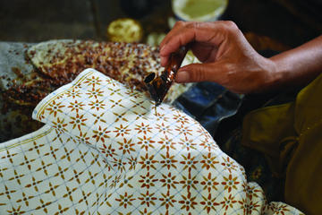 Half-Day Batik Lesson