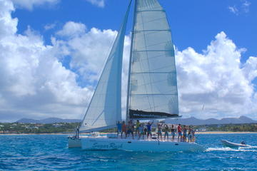 Day Sail Adventure to French St Martin