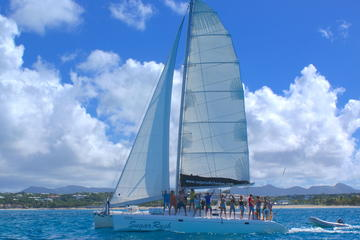 Two Island Cruise of St Maarten and...