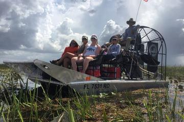 Exclusive Private Small-Group Everglades Airboat Tour from Fort...