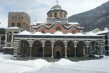 Boyana Church and Rila Monastery Private Day Trip