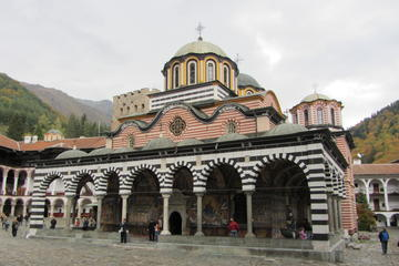 Boyana Church and Rila Monastery Small Group Day Trip