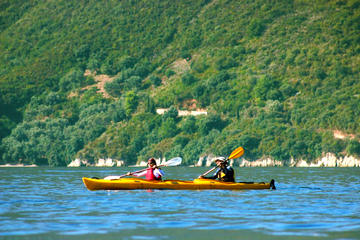 Kayak in the Lake Pancharevo with lunch Day Trip
