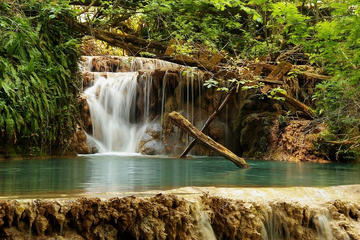 Krushuna Waterfalls and Devetashka Cave Day Trip