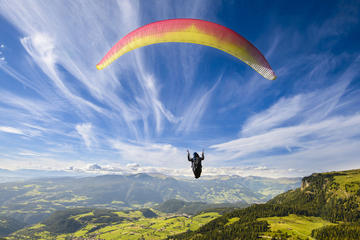 Paragliding and Seven Rila lakes Day Trip