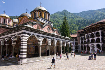 Private Day Trip to the Rila Monastery