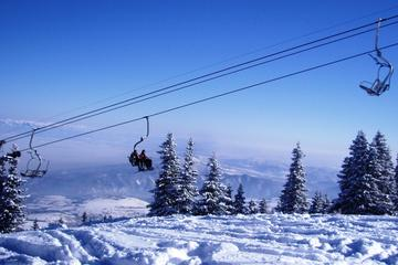 Private Day Trip to the Vitosha Mountain for Winter Sports and SPA