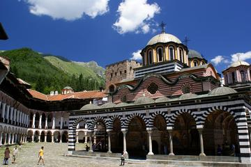 Shuttle to Rila Monastery plus Boyana Church