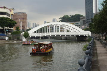 Half-Day Private Group Singapore River Cruise