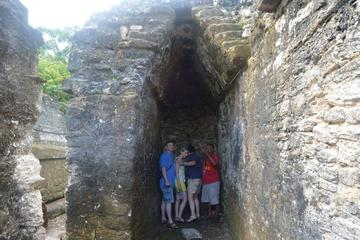 Cave Kayaking and Altun Ha Adventure...