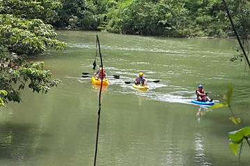 Cave Kayaking Tour from Belize City