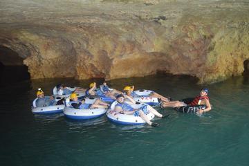 Cave-tubing and Zipline