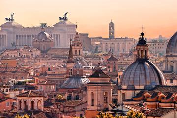 Goodmorning Rome: Sunrise Small-Group...