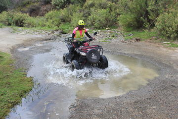 ATV Tour in Zacatecas to Sauceda de la Borda and Vetagrande