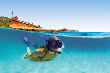 2-Day Trip Small Group Moreton Island Adventure from Brisbane