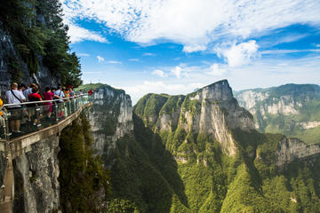 4-Day-3-Night Zhangjiajie Small Group Tour Combo Package Including Avatar Mountain and Tianmen Mountain