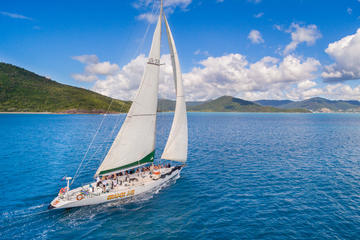 2-Night Whitsundays Sailing Cruise Aboard 'Spank Me' Including...