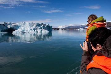 Glacier Walk and Glacier Lagoon Boat...