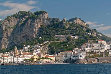Positano and Amalfi semi-private