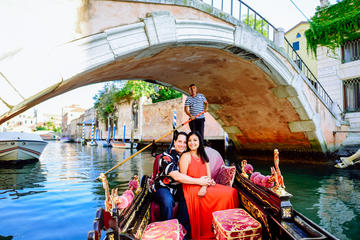 Photo shooting and a Gondola Ride