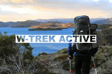 W-Trek: Active (Camping- no frills)