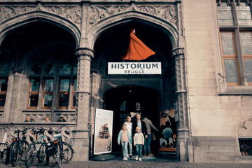 Bruges Historium All-Inclusive Package with Audio Guide
