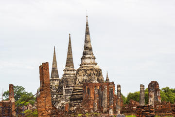 From Bangkok Ancient Ayutthaya Day...