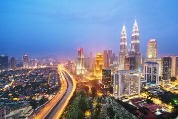 Petronas Twin Towers Skybridge, KL Tower, and Kuala Lumpur City Tour