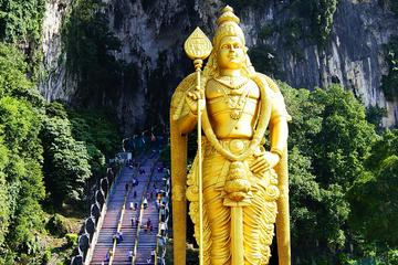 Private Full-Day Kuala Lumpur Cultural Tour Including Petronas Twin...