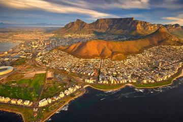 Cape Town Half-Day City Tour Including Table Mountain