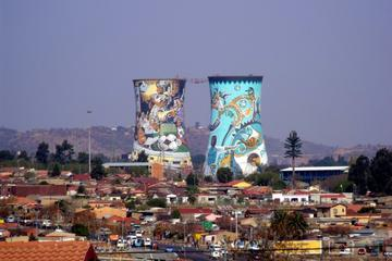 Soweto Bicycle Day Tour from Sandton