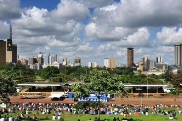 Half-Day Nairobi City Tour