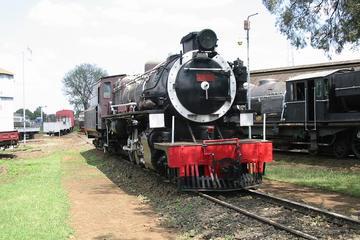 Nairobi Railway Museum Day Tour