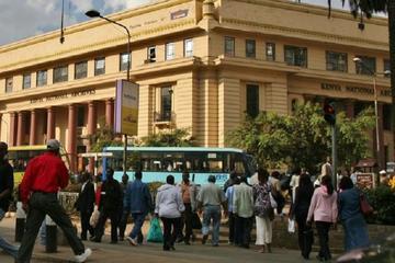 Nairobi Walking Tour