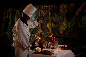Safari Park Hotel Dining Experience -Safari Cats Dancers