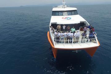 Ground transfers and ticket ferry on Utila Dream
