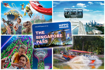 5-Day Singapore Attraction Pass