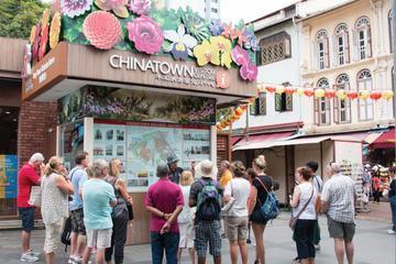 Chinatown Walking Tour - Wet Market...