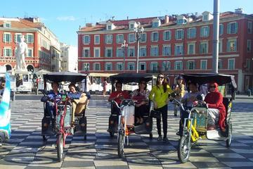 Nice Highlights Pedicab Tour