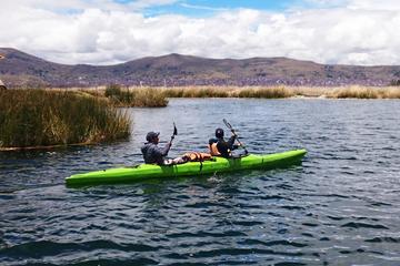 Kakay to Uros floating Islands - Half...