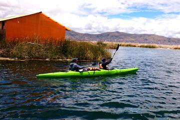 Kayak To Uros and Overnight in ...