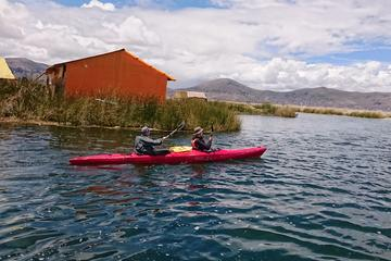 Kayak To Uros and Taquile island ...
