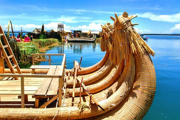 The Highlight of Lake Titicaca: Uros...
