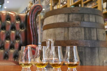 Malt Whisky Tasting in Edinburgh