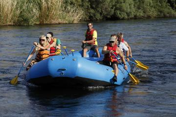 Day Trip Half-Day Lower Salt River Rafting Tour near Scottsdale, Arizona
